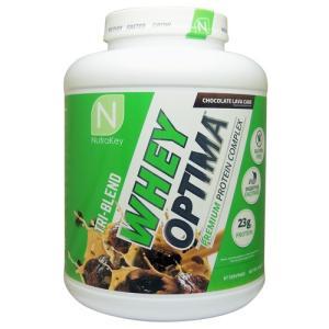 プロテイン オプティマ エイト ※チョコレートラヴァケーキ protein  大容量2.27kg karada-oh