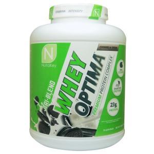 プロテイン オプティマ エイト ※クッキー&クリーム protein  大容量2.27kg karada-oh