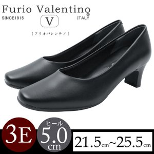 フォーマルパンプス 黒 パンプス 通勤 フォーマル Furio Valentino パンプス No.4451 ブラック karadaniluck