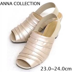 セパレート サンダル ANNA COLLECTION No.kc31 (バックストラップ)|karadaniluck