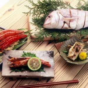 車海老と鯛のセット|karasirenkon