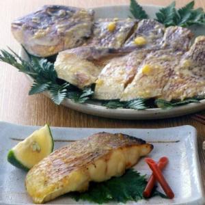 鯛の味噌漬|karasirenkon