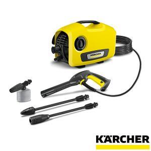 K 2 サイレント高圧洗浄機