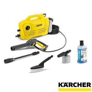 ケルヒャー KARCHER 高圧洗浄機 K 2 クラシック プラス カーキット|karcher