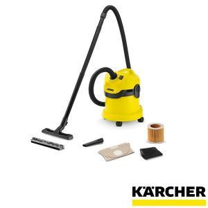 【新製品】ケルヒャー KARCHER WD 2 家庭用乾湿両用 バキュームクリーナー|karcher