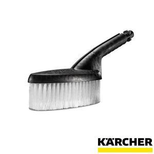 ケルヒャー KARCHER 高圧洗浄機用 アクセサリー ウォッシュブラシ(黒)