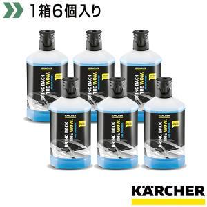 ケルヒャー家庭用高圧洗浄機用の洗浄剤です。 優れた速乾性とワックス効果があり、車のボディやホイールに...