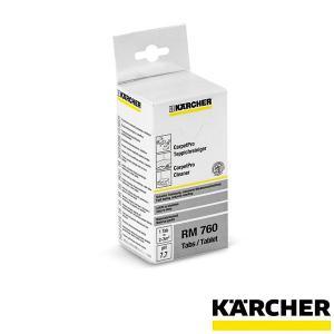 CarpetPro Cleaner RM 760 tablets|karcher