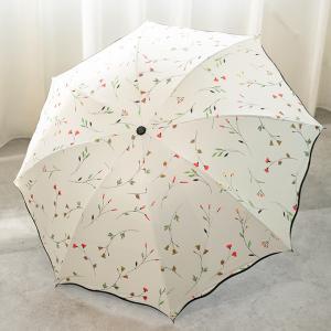 折りたたみ傘 UVカット 完全遮光 日傘 晴雨...の詳細画像3