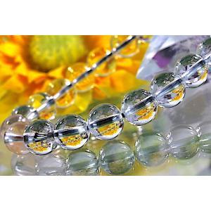 【送料無料】《珠径8mm 内径15cm》 プラチナルチルクォーツ 微細針 白金水晶 パワーストーン天然石ブレスレット code3100|karen-ya
