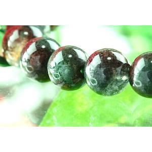 【送料無料】《珠径7mm 内径15cm 》モスグリーン ガーデンクォーツ 庭園水晶 ブレスレット パワーストーン 天然石 code4010|karen-ya