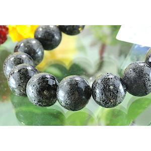 【送料無料】《珠径12mm 内径17cm 》モスグリーン ガーデンクォーツ 庭園水晶 ブレスレット パワーストーン 天然石 code4699|karen-ya