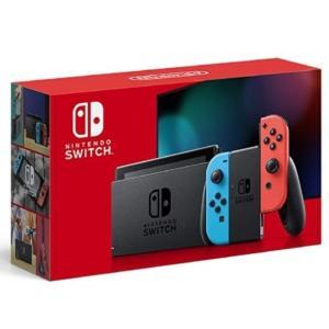 Nintendo Switch Joy-Con L ネオンブルー R ネオンレッド ニンテンドー スイッチ 本体 karimerobox