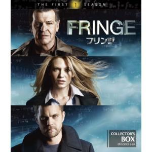 FRINGE フリンジ ファースト・シーズン コレクターズ・ボックス Blu-ray