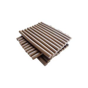 グルースティック ホットメルト φ7mm チョコブラウン60本セット|karin-style