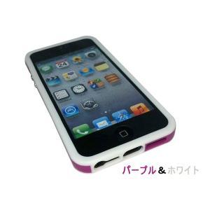 iPhone5、iphone5Sバンパーケース フレームジャケットバンパー|karin|06