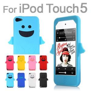 iPod touch5用ケース 天使エンジェルカバー|karin