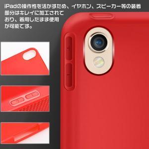 iPad Pro 11インチ 2018モデル ケース 三つ折 スタンド 手帳型ケース 保護カバー スリープ機能  |karin|20