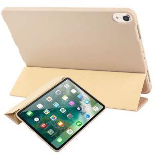iPad Pro 11インチ 2018モデル ケース 三つ折 スタンド 手帳型ケース 保護カバー スリープ機能  |karin|06