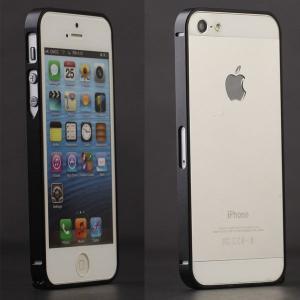 iPhone5 iphone5S用バンパーケース 保護用フレーム カバー メタリック|karin|06