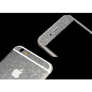 iPhone6 iPhone 6 Plusスキンシール メタリックラメ|karin|04