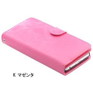 iPhone6 iPhone6s ケース 多機能ウォレットケース お財布付き 手帳型ケース  PUレザーケース|karin|05