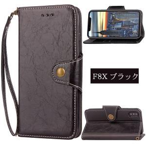iPhone X手帳型ケース 手帳型カバー PUケース アイフォン X カバー 手帳型|karin|14