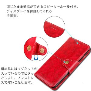 iPhone X手帳型ケース 手帳型カバー PUケース アイフォン X カバー 手帳型|karin|06