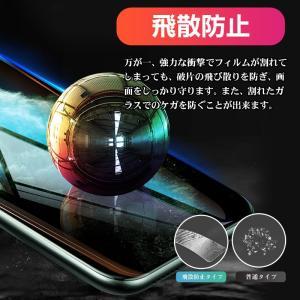 iPhone X用強化ガラスフィルム 全面フルカバータイプ 9H ソフトエッジ 液晶保護 炭素繊維 強化ガラスフィルム |karin|12