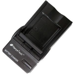 HanyeTech 製 Nikon Pentax-LI78/60B/Ricoh DB-80 用互換充電器|karin