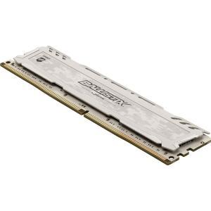 Crucial Ballistix Sport LT DDR4 メモリ Ballistix Sport LT White 8GB DDR4-2666 UDIMM BLS8G4D26BFSC |karin|02