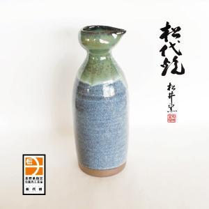 長野の工芸品 松代陶苑松井窯 松代焼 長燗徳利|karintou001