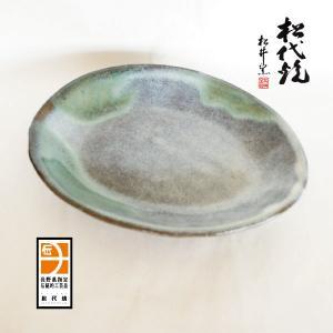 長野の工芸品 松代陶苑松井窯 松代焼 だえん皿|karintou001