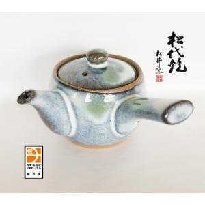 長野の工芸品 松代陶苑松井窯 松代焼 急須 丸|karintou001