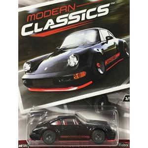 HOT WHEELS ホットウィール ポルシェ 964 カーカルチャー モダンクラシックス ブラック...