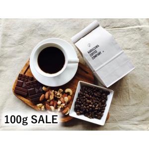 鹿島ノ森ブレンド 深煎り 100g|karuizawa-coffee