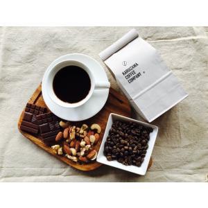 鹿島ノ森ブレンド 深煎り 200g karuizawa-coffee