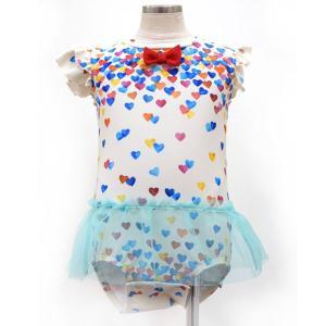 オーシャン&グランド ocean&ground GIRLベビースカート付きラッシュオール 80cm 90cm|kasaman