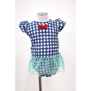 オーシャン&グランド ocean&ground GIRL'S ベビースカート付きラッシュオール 90cm|kasaman