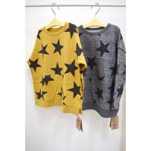 ポニーゴーラウンド PONY GO ROUND STAR BIG SWEAT 100-140cm|kasaman