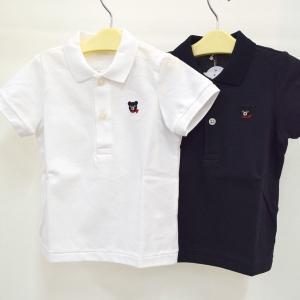 ダブルB 半袖ポロシャツ 80cm〜150cm|kasaman