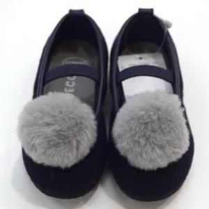 ケーピーデコ KP DECO girl ボンボン付き靴 コン 15-18cm|kasaman