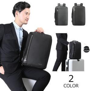 ビジネスバッグ パソコンバッグ リュックサック バックパック 斜めがけバッグ 3way リュック メンズ 大容量 デイパック ショルダーバッグ 通学 通勤|kaseishop