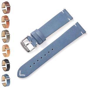 腕時計 バンド レザーバンド 本革  メンズ レディース ストレートタイプ 交換用 替えベルト 腕時計バンド ウォッチベルト 編込み おしゃれ ファッション|kaseishop