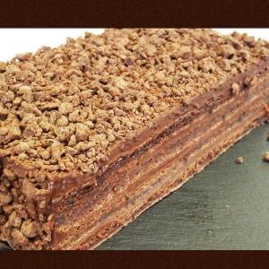 無骨な濃厚グルテンフリーチョコレートケーキ ロッキーショコラ17cmスクエア