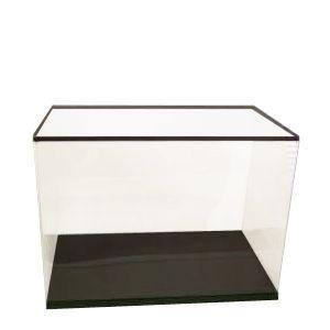 透明フィギュアケース No.59 横長 横幅50cm×奥行32cm×高さ35cm 503235 プラスチック 組立式 ディスプレイケース 受注後製作商品|kashibako