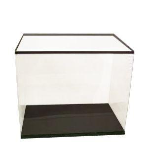 透明フィギュアケース No.60 横長 横幅50cm×奥行32cm×高さ45cm 503245 プラスチック 組立式 ディスプレイケース 受注後製作商品|kashibako