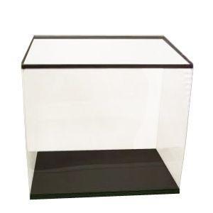 透明フィギュアケース No.61 横長 横幅50cm×奥行32cm×高さ50cm 403250 プラスチック 組立式 ディスプレイケース 受注後製作商品|kashibako