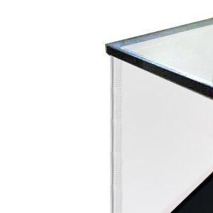 透明フィギュアケース No.61 横長 横幅50cm×奥行32cm×高さ50cm 503250 プラスチック 組立式 ディスプレイケース 受注後製作商品|kashibako|02