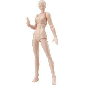 予約2018年7月以降未定 【再販】 マックスファクトリー figma archetype next:she flesh color ver. (女性素体 フレッシュ) 【クレ決済注意事項有り】|kashibako